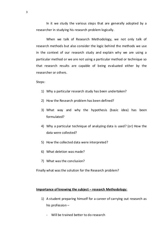 research methodology notes for ugc net pdf