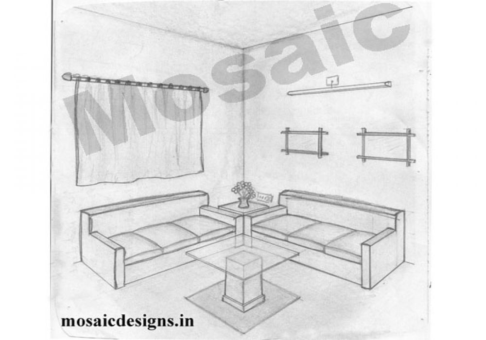 two point perspective interior pdf